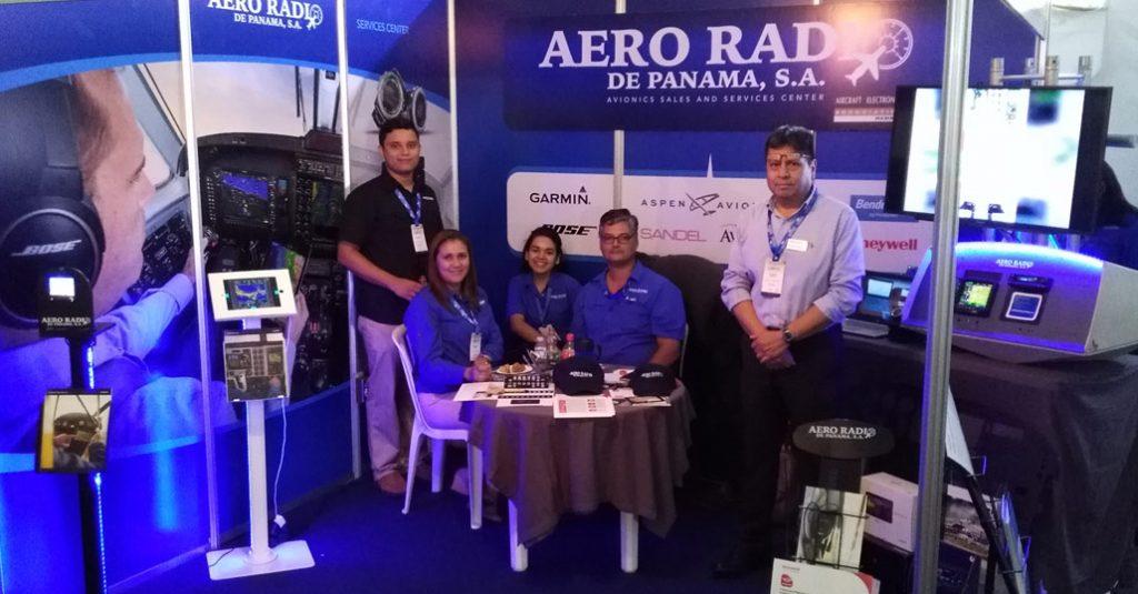 HANGAR X - Aero Radio de Panamá S.A. en Aero Expo Panamá 2018