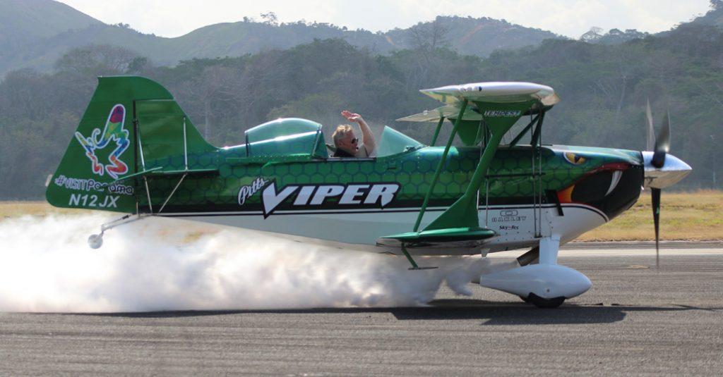 HANGAR X - Aero Expo Panama 2018 - Jason Newburg