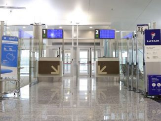 HANGAR X - Aeropuerto Internacional de Comodoro Rivadavia