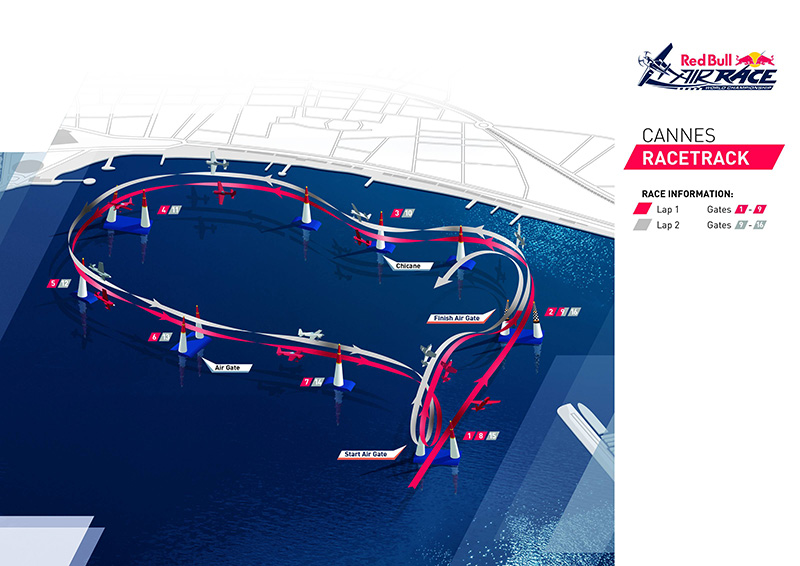 HANGAR X - Red Bull Air Race 2018 Cannes Race Track