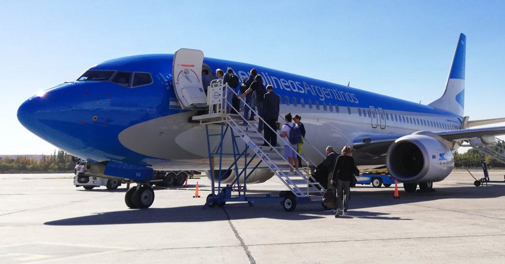 HANGAR X - Aerolíneas Argentinas suma nuevos descuentos para jubilados