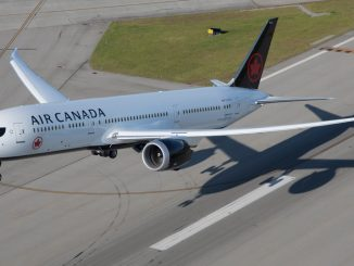 HANGAR X News - Boeing 787-9 Air Canada Despegar