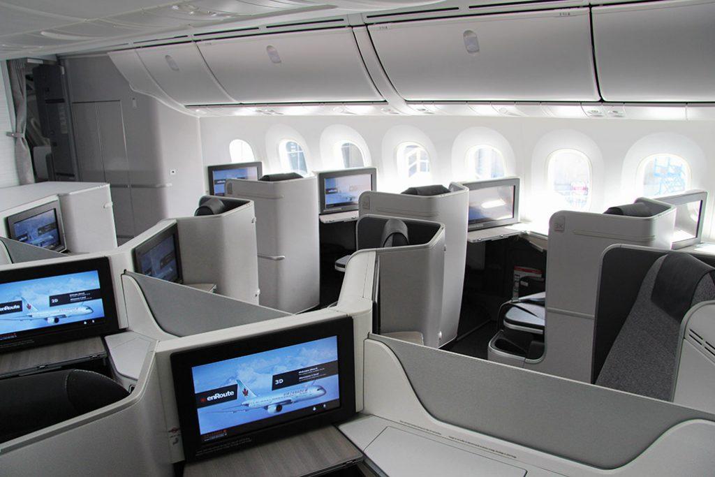 HANGAR X - Air Canada Signature Class
