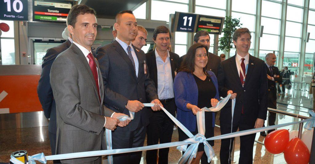 HANGAR X News - Buenos Aires – Toronto sin escalas con Air Canada
