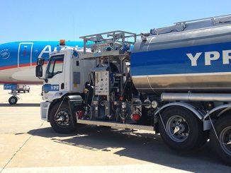 YPF Aviación Jet A1 Aeroparque