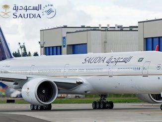 HANGAR X - Saudi Arabian Airlines