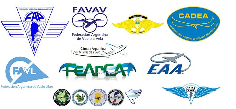 HANGAR X - Entidades firmantes de la Carta abierta de la Aviación Civil Argentina