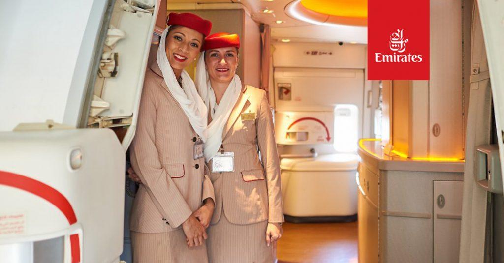 HANGAR X - Emirates busca Tripulantes de cabina en Argentina