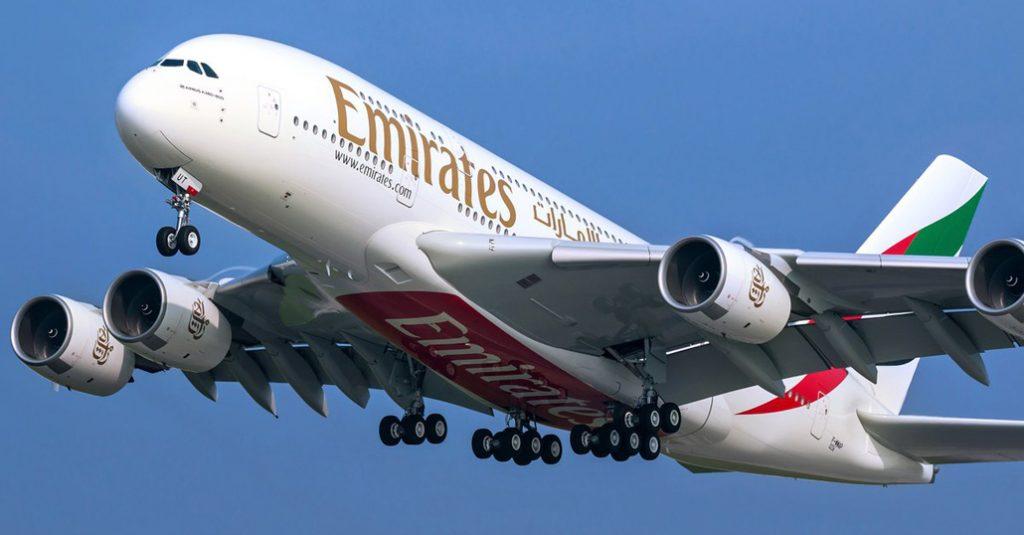 HANGAR X - Emirates Airbus A380