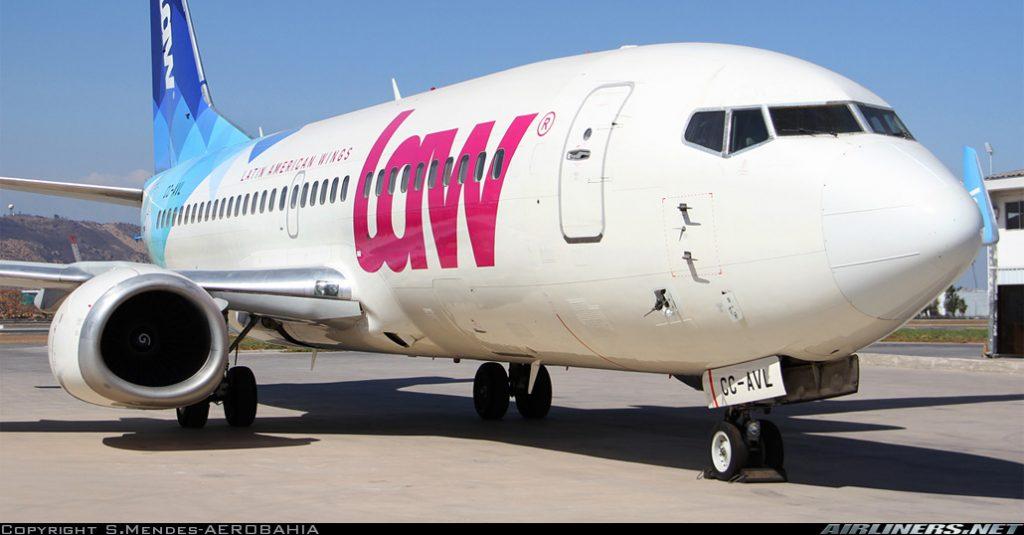 HANGAR X - DGAC de Chile revocó el Certificado de Operador Aéreo a LAW