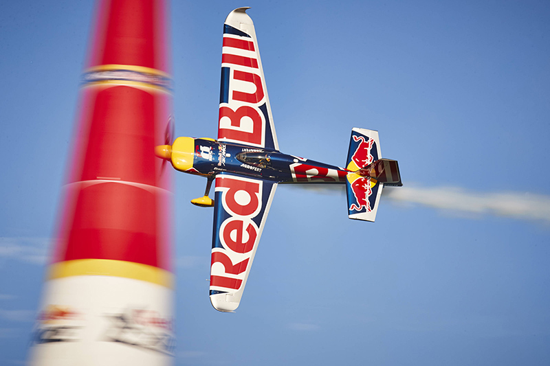 HANGAR X - Martin Sonka / Red Bull Air Race 2018