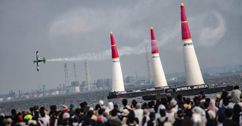 HANGAR X - Red Bull Air Race 2018, Chiba – Crowd