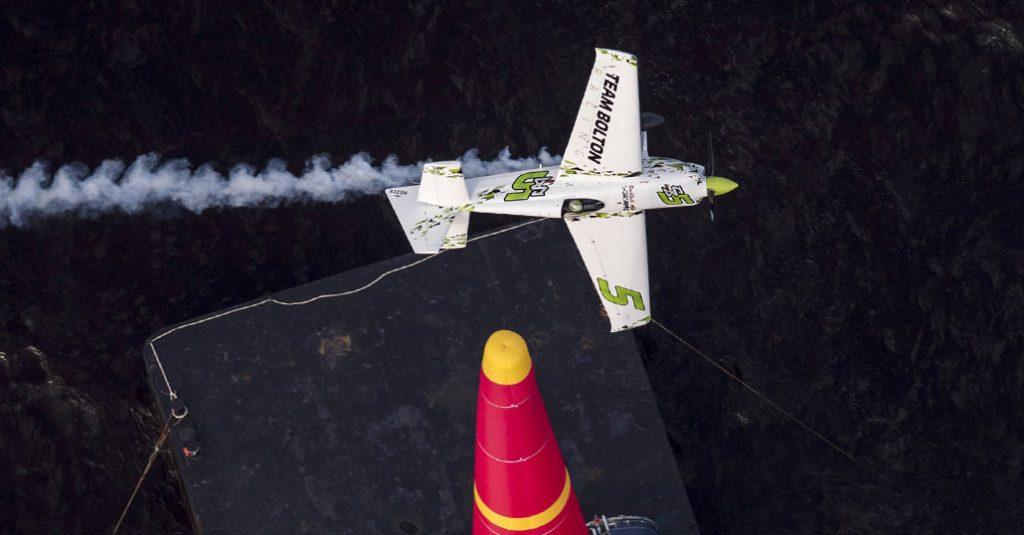 HANGAR X - Red Bull Air Race 2018, Chiba – Cristian Bolton
