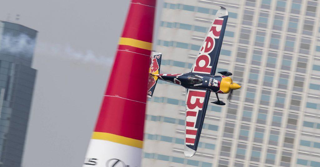 HANGAR X - Red Bull Air Race 2018, Chiba – Martin Sonka