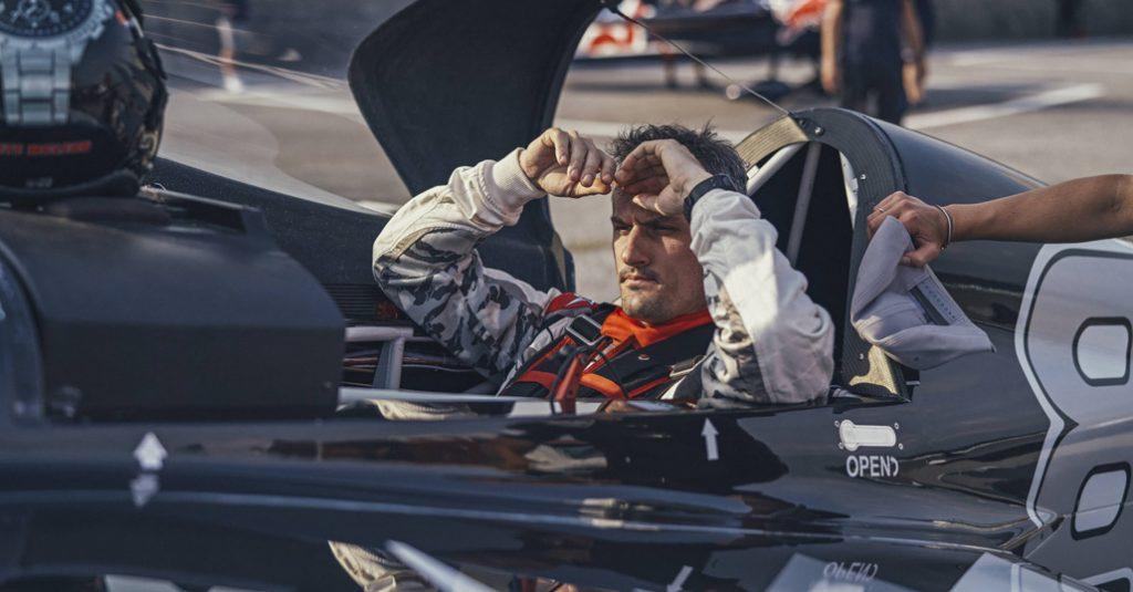 HANGAR X - Red Bull Air Race 2018, Chiba – Pete Mcleod
