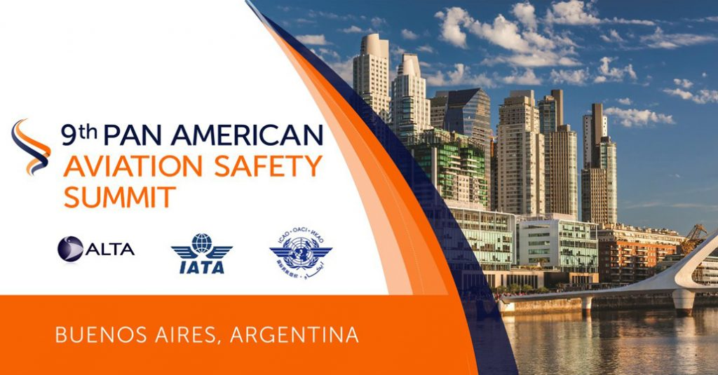 ALTA - Pan American Aviation Safety Summit 2018