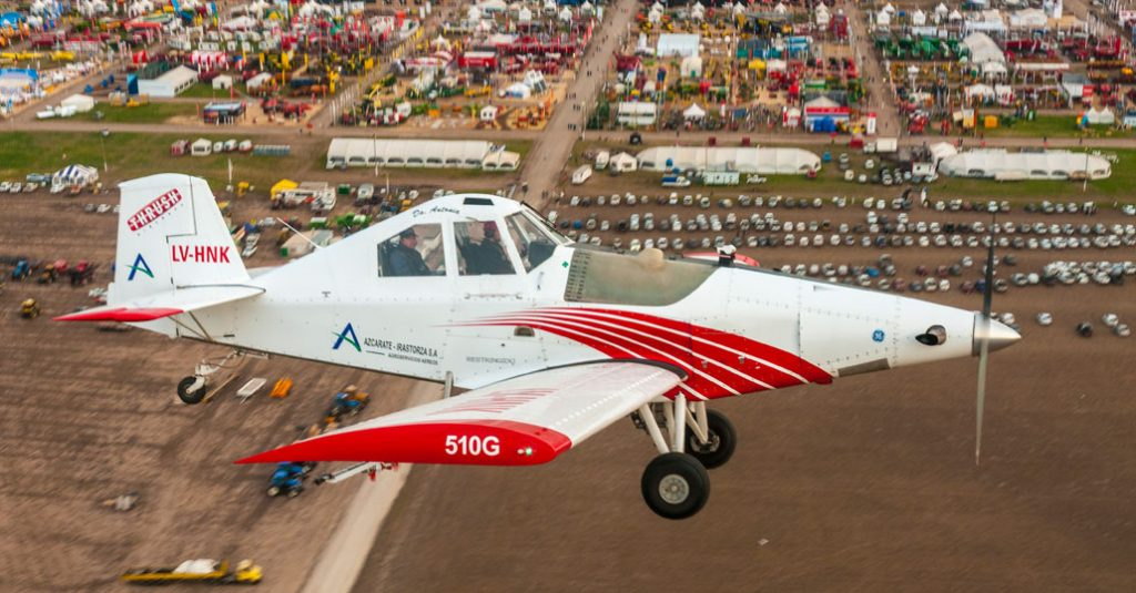 HANGAR X - Aeroaplica 2018