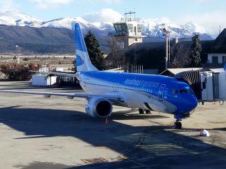 HANGAR X - Aerolíneas Argentinas presentó un nuevo Boeing 737-MAX8