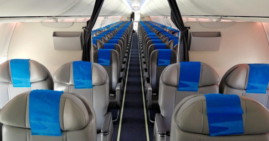 HANGAR X - Aerolíneas Argentinas Interior Boeing 737-MAX8