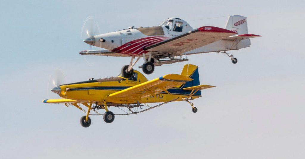 Agronea-Aviación Agrícola Argentina (FeArCa)