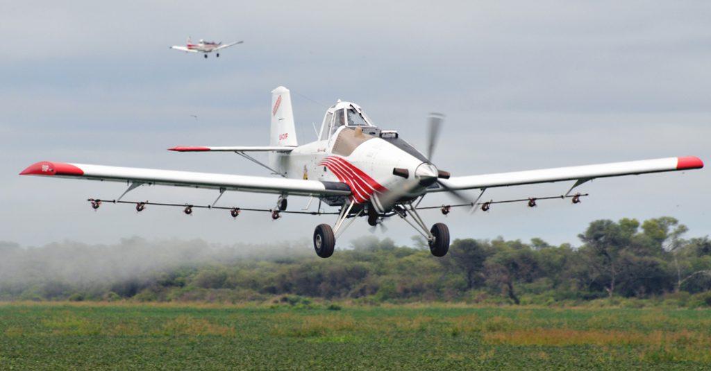 Aviación Agrícola Argentina (FeArCa) - Thrush 510P