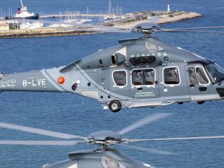 Airbus Helicopter H175 GFS Hong Kong
