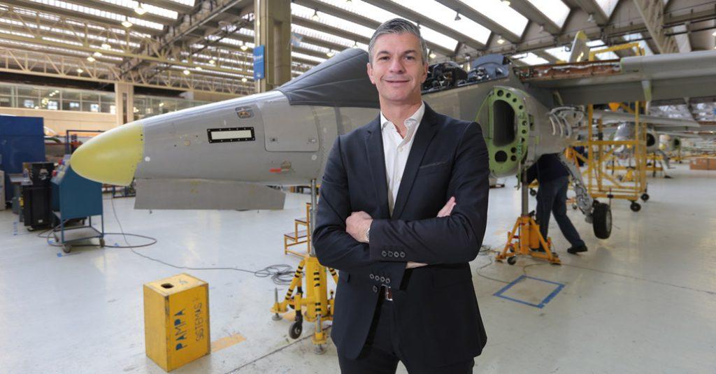 HANGAR X - Antonio Beltramone, Presidente de FAdeA