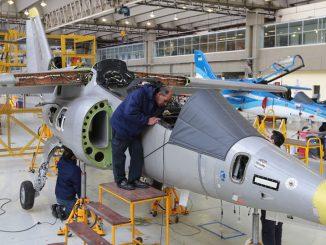HANGAR X - FAdeA vuelve a fabricar aviones para la Fuerza Aérea Argentina