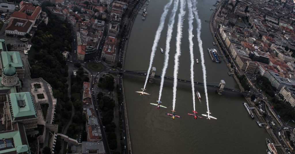 Red Bull Air Race - Budapest 2018