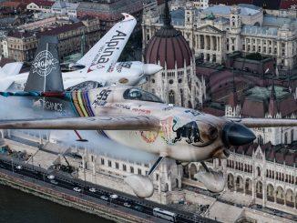 Red Bull Air Race - Budapest 2018