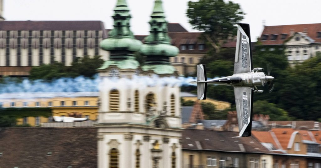HANGAR X - Red Bull Air Race 2018, Budapest