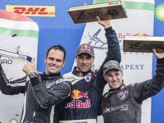 HANGAR X - Red Bull Air Race 2018, Budapest (VIDEO On-Demand)