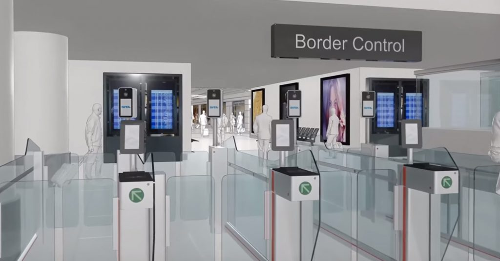 HANGAR X - El Aeropuerto de Orlando incorpora tecnología Biométrica de SITA