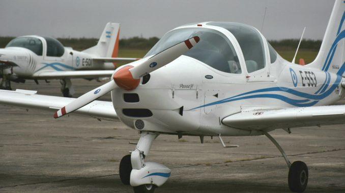 HANGAR X - Primer vuelo solo para pilotos del CBCAM