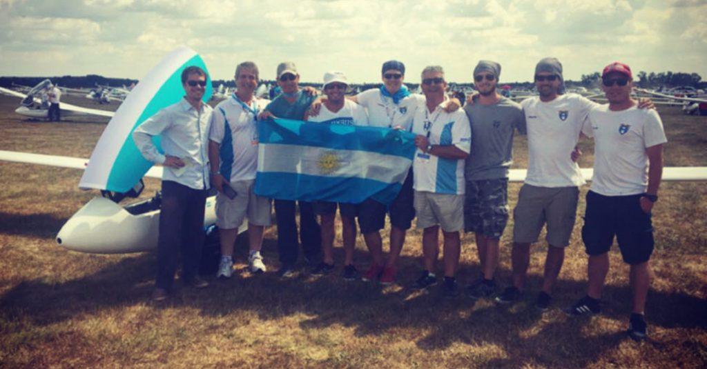 HANGAR X - 35º Campeonato Mundial de Vuelo a Vela - Ostrow 2018 (Team Argentina)
