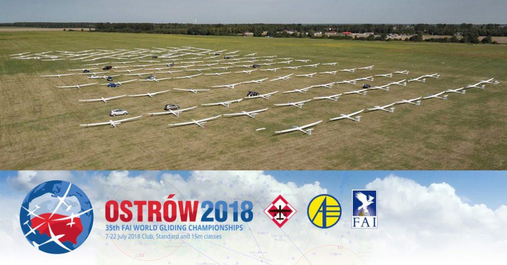 HANGAR X -35º Campeonato Mundial de Vuelo a Vela - Ostrow 2018