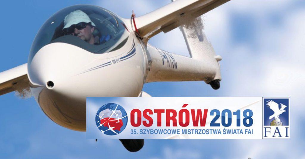 HANGAR X - 35th FAI World Gliding Championships, Ostrow - Poland
