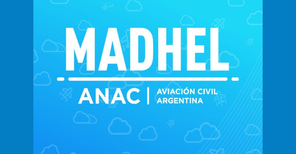 HANGAR X - ANAC lanzó la aplicación móvil del MADHEL