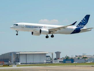 HANGAR X - Airbus A220 es el nuevo nombre de los Ex-CSeries de Bombardier