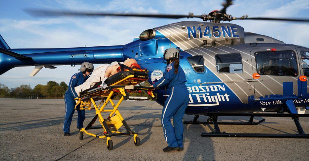 HANGAR X - Airbus H145 El Helicóptero más elegido para Servicios Médicos de Emergencia