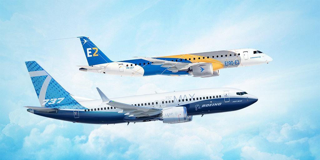 HANGAR X - Boeing y Embraer finalmente anunciaron su asociación estratégica