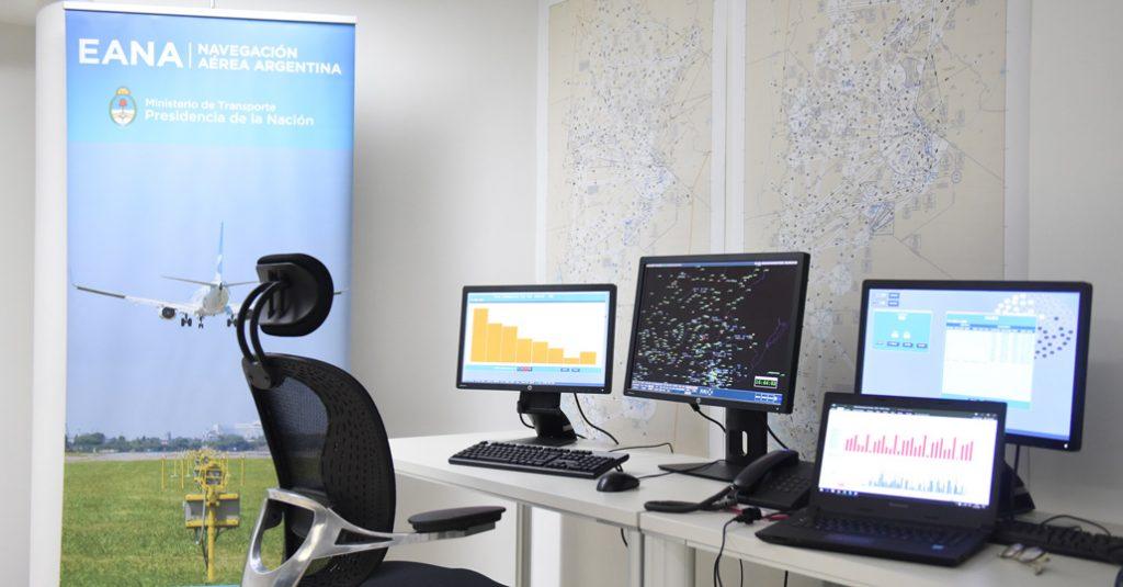 HANGAR X - Nuevo sistema de Gestión de Afluencia del Tránsito Aéreo para el FIR - Ezeiza