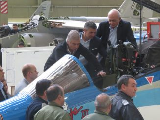 """HANGAR X - FAdeA finalizó el proceso de certificación del IA-63 """"Pampa III"""""""