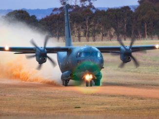 HANGAR X - Leonardo C-27J Spartan Unprepared Runway