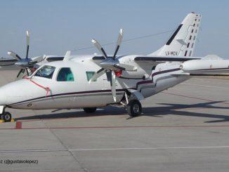 HANGAR X - Se conocieron las causas del accidente del Mitsubishi MU-2 (LV-MCV)