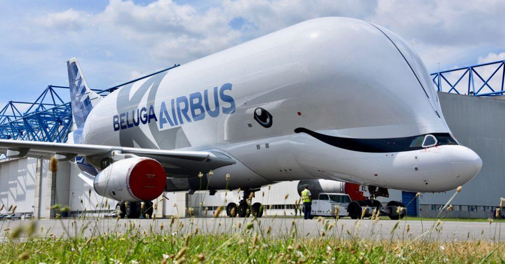 HANGAR X - Airbus Beluga XL
