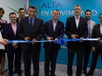 HANGAR X - Inauguración de las oficinas de ALTA en Panamá