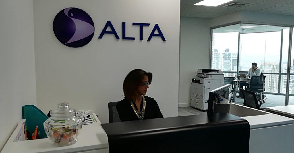 HANGAR X - Oficinas de ALTA en Panamá