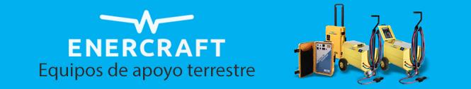 ENERCRAFT - La última tecnología en Equipos de Apoyo Terrestre. #GPU #DPU y #UltraStarter