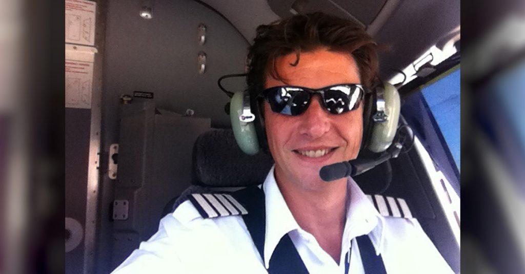 HANGAR X - Gabriel Giannotti, Presidente EANA, Argentina (Julio 2018)